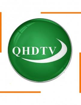 إشتراك 12 أشهر QHDTV