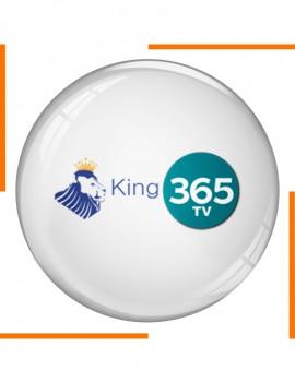 إشتراك 12 أشهر King365 TV