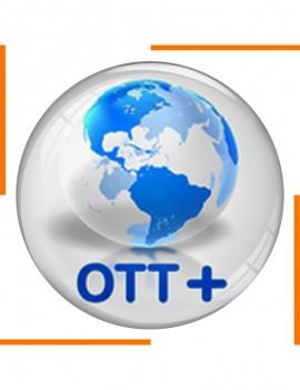 إشتراك 12 أشهر OTT Plus