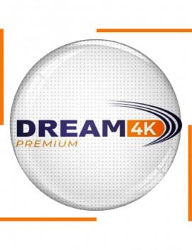 إشتراك 12 أشهر Dream 4K