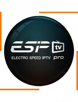 إشتراك 12 أشهر ESIPTV Pro