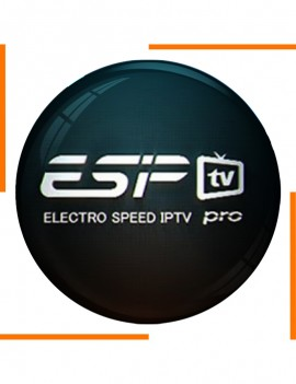Subscription 12 Months ESIPTV Pro