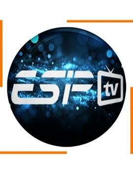 Abonnement 12 Mois ESIPTV