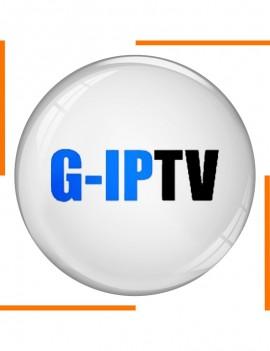 إشتراك 12 أشهر G-IPTV Apollo