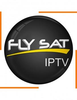 Abonnement 12 Mois FlySat