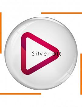 Abonnement 12 Mois Silver OTT