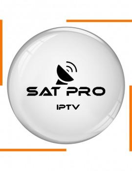 Abonnement 6 Mois SAT PRO IPTV