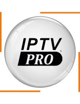 Subscription 6 Months IPTV Pro
