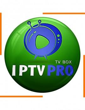 إشتراك 6 أشهر Premium IPTV Pro