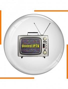 إشتراك 12 أشهر United IPTV