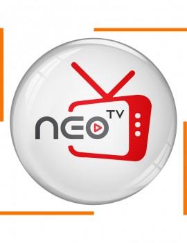 إشتراك 12 أشهر Neo Tv