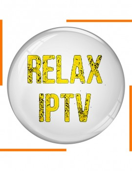 Subscription 1 Month Relax IPTV