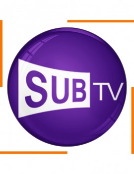 إشتراك 12 أشهر SUBTV
