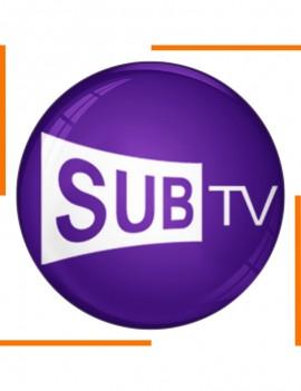 Abonnement 12 Mois SUBTV