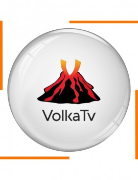Abonnement 12 Mois Volka Tv
