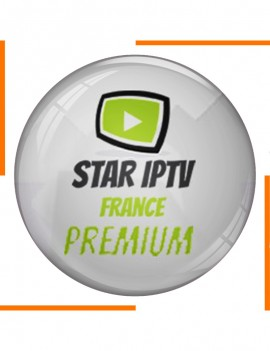 Abonnement 6 Mois Star IPTV...