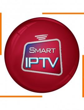 Abonnement 12 Mois Smart IPTV