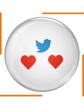 Acheter 5000 J'aime Twitter