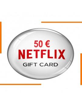 بطاقة هدية Netflix 50€