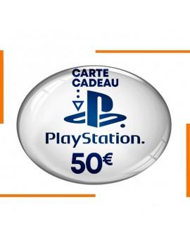 بطاقة PlayStation Store 50€