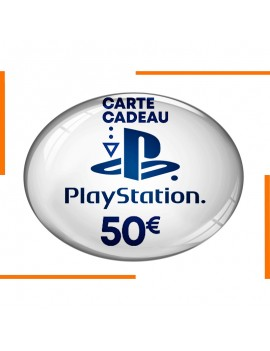 PlayStation Store 50€ Card