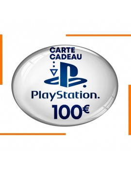 Carte PlayStation Store 100€