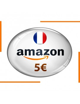 Amazon 5€  Gift Card