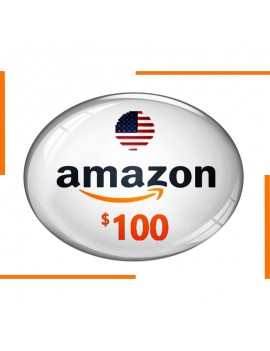 بطاقة هدية Amazon 100$