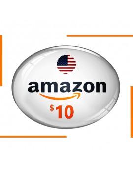 Carte cadeau Amazon 10$