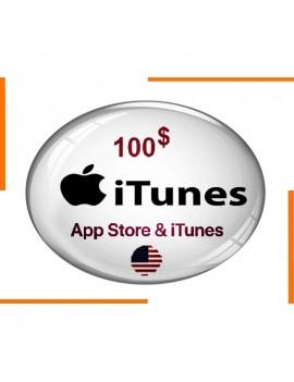 App Store & iTunes 100$...
