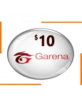 Garena Coupon 10$