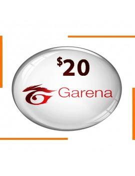 Garena Coupon 20$