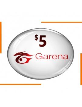 Garena Coupon 5$