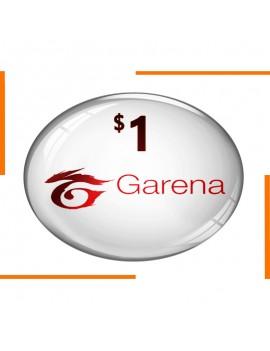 Garena Coupon 1$