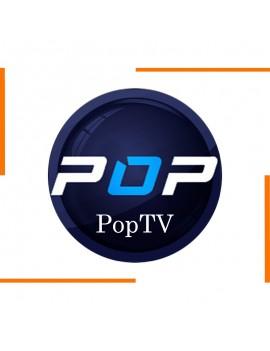 Subscription 12 Months PopTV