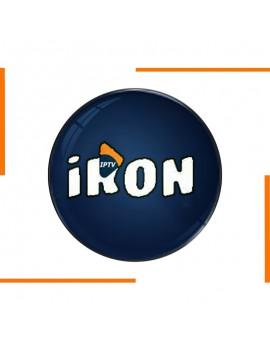 إشتراك 12 أشهر Iron TV