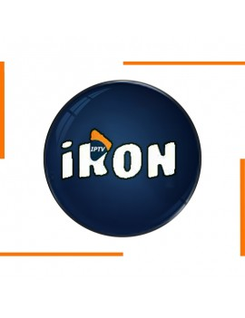 Subscription 12 Months Iron TV